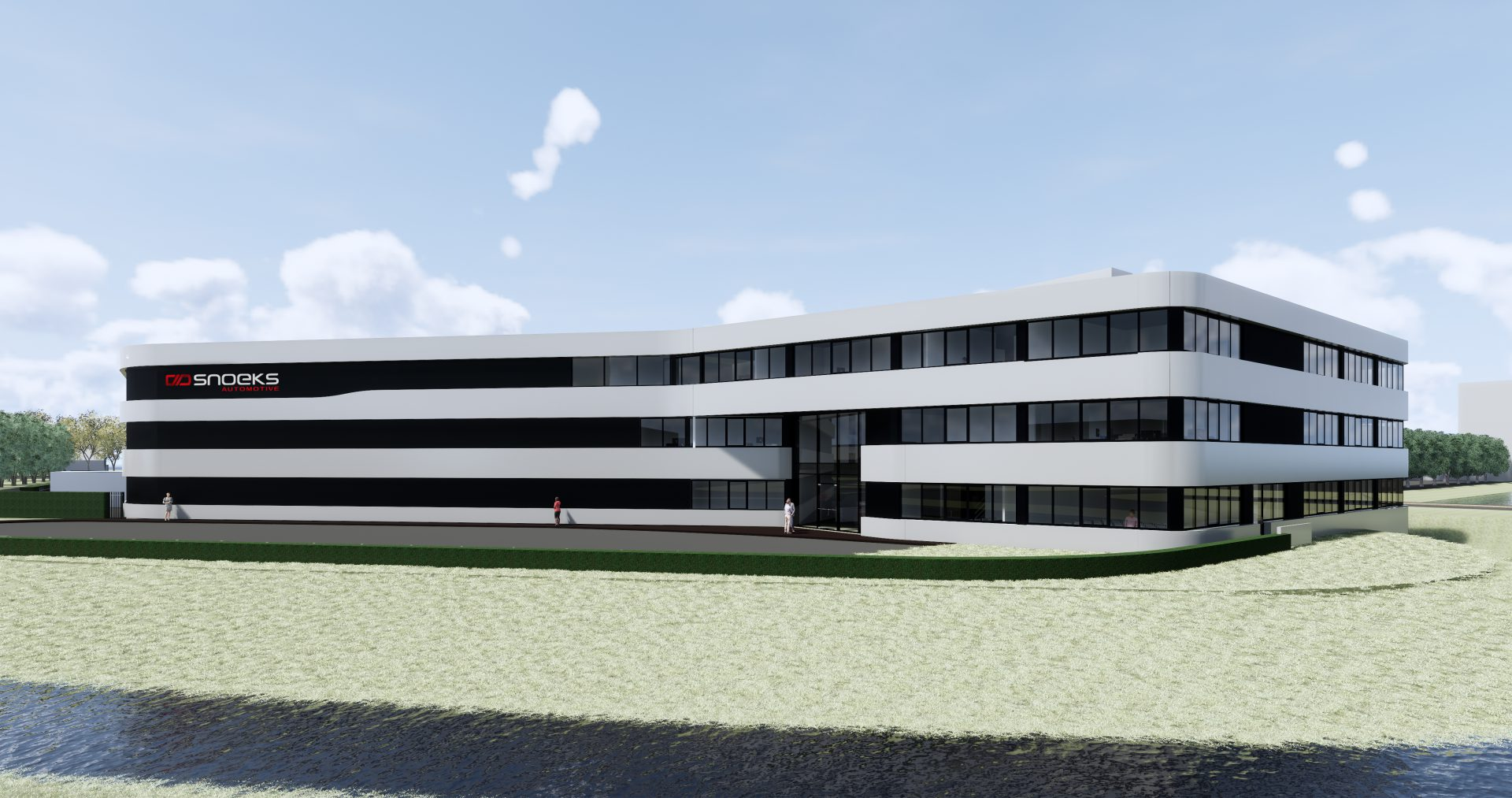 Start of construction of Snoeks innovation centre