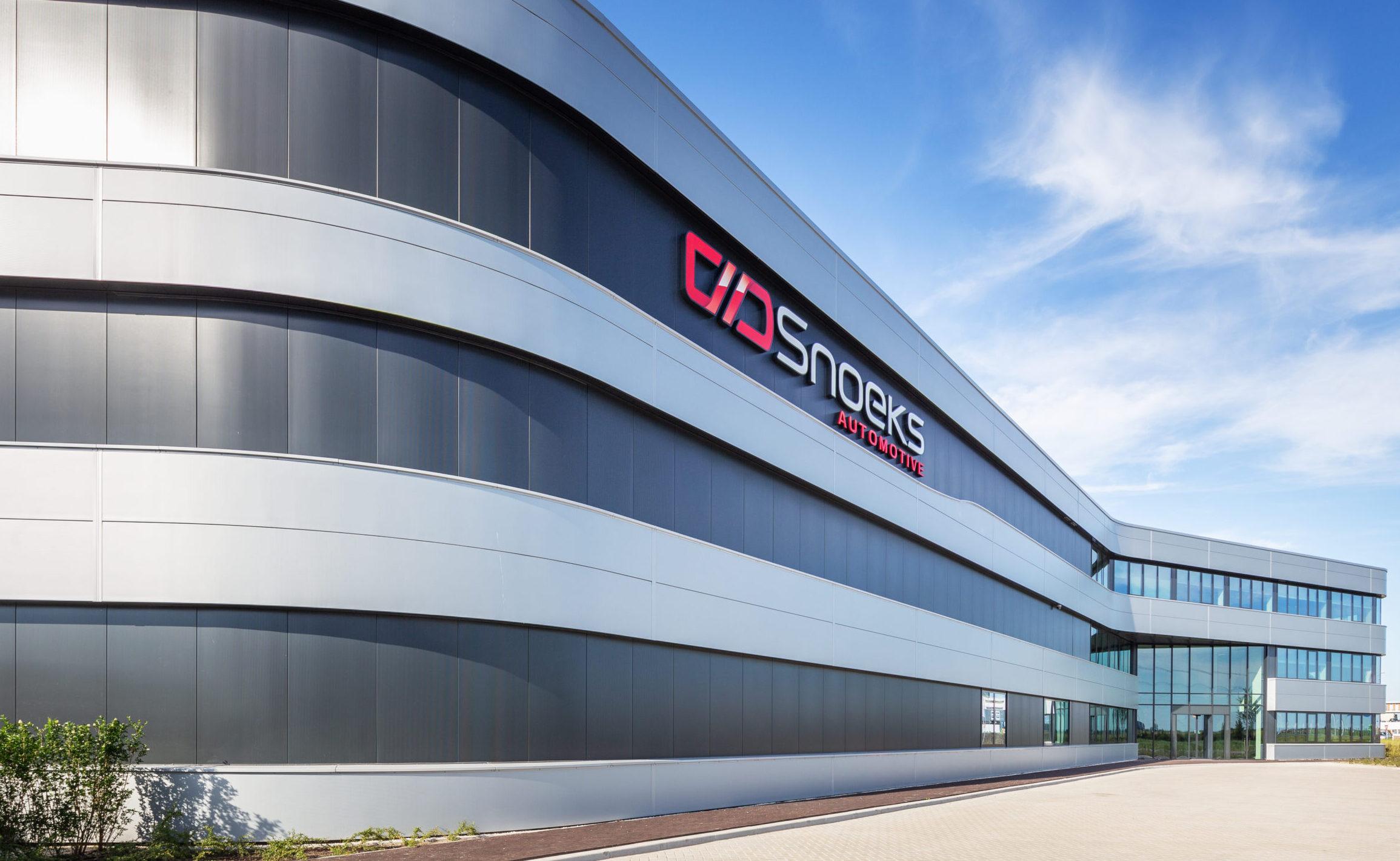 Snoeks emménage dans son nouveau siège social et centre d'innovation