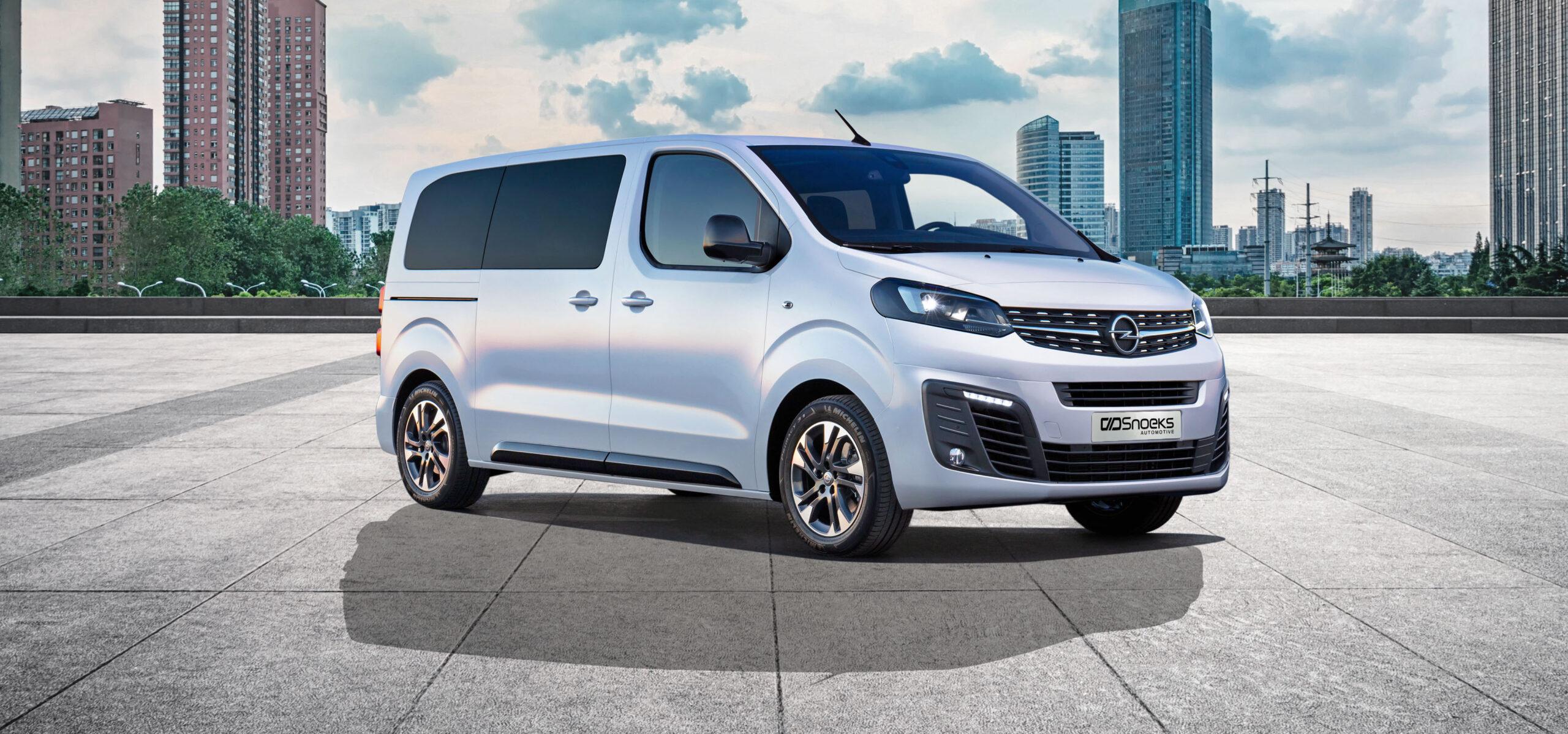 Opel Vivaro Crew Van by Snoeks